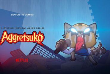 Aggretsuko terza stagione