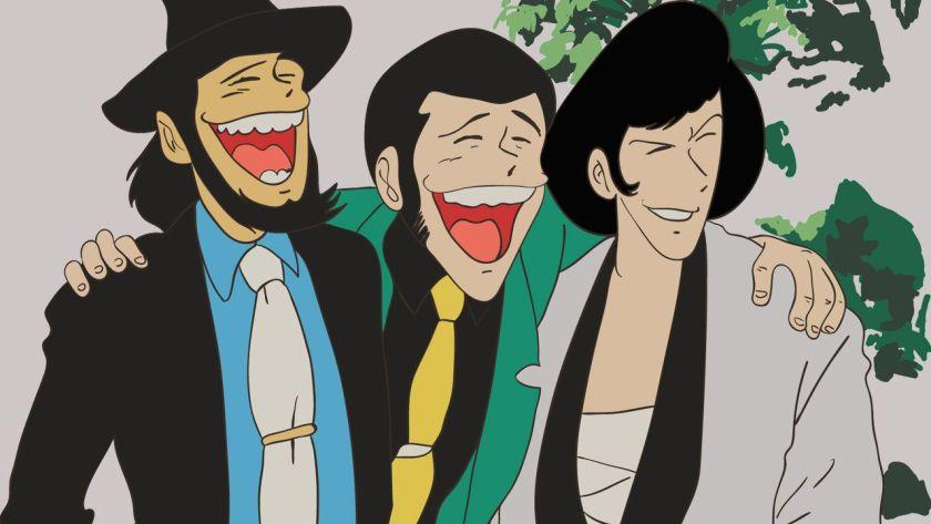 Lupin III prima serie