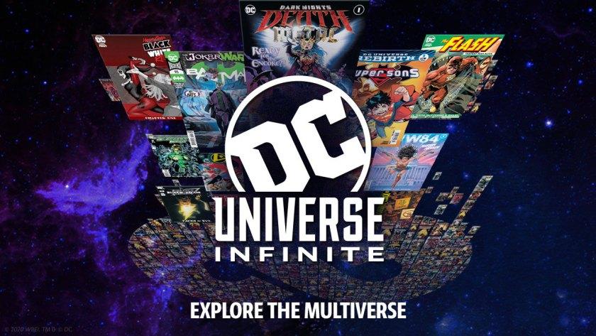 Dc Universe Infinite - photo credit: web