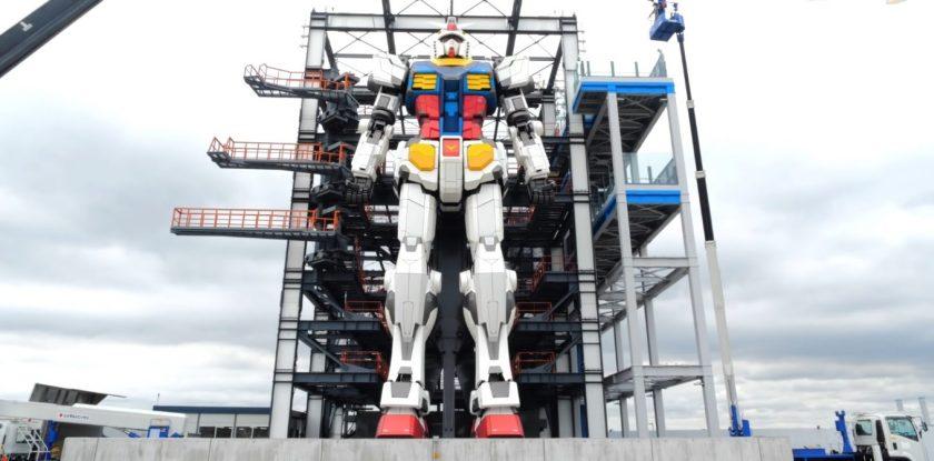 Gundam - photo credit: web