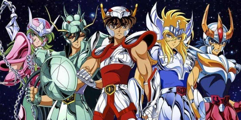 I cavalieri dello zodiaco - photo credit: web