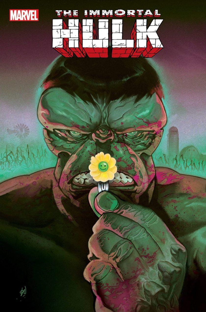 immortal hulk lemire del mundo