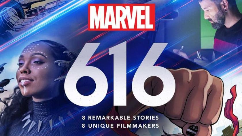 Marvel 616 - photo credit: web