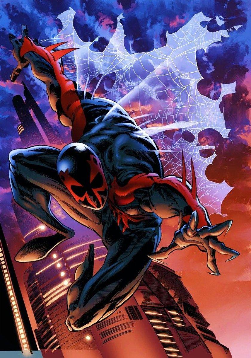 spider-man 2099 rick leonardi