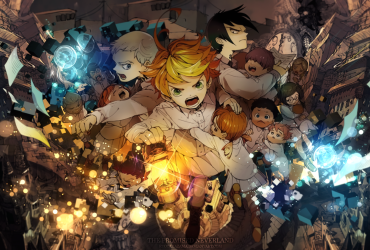 The Promised Neverland - photo credit: web