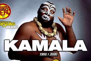 wrestling vintage kamala