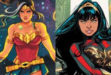 Wonder Woman Future State