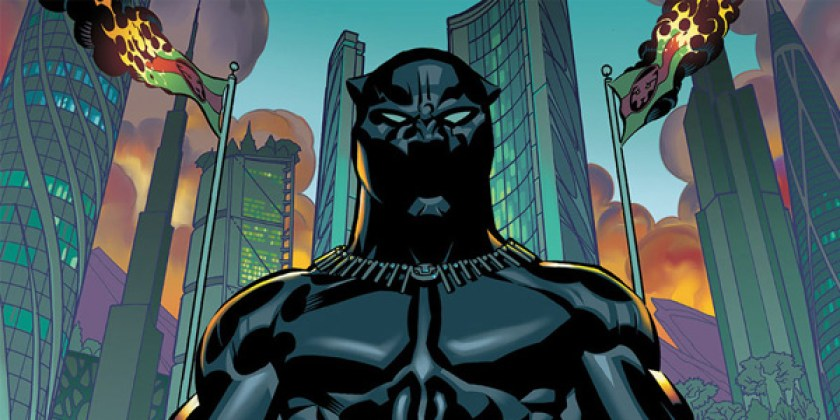 Black Panther - photo credit: web