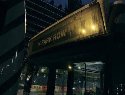Il set di The Batman a Liverpool