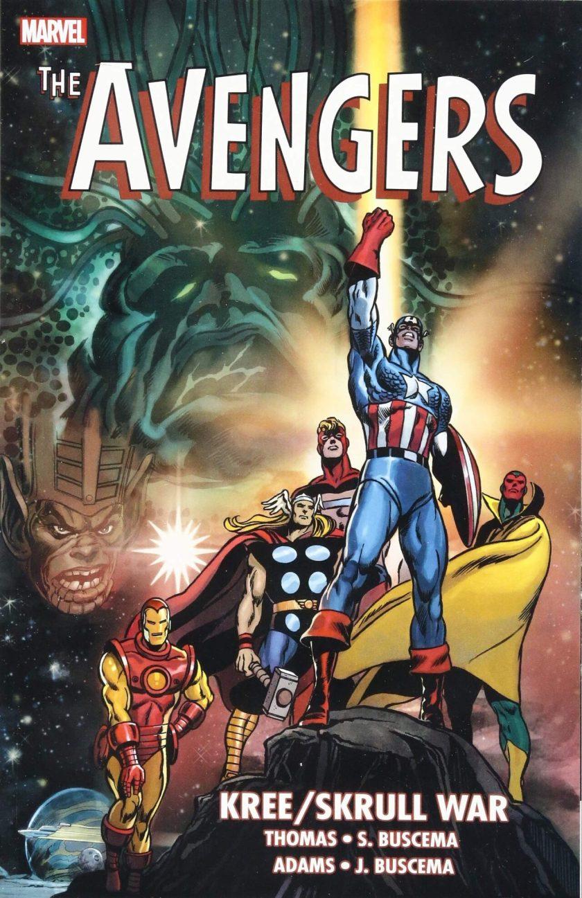 avengers kree skrull war