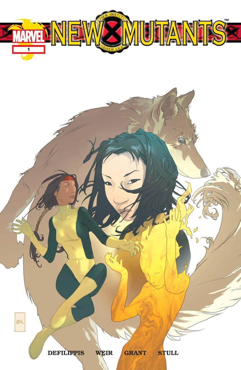 new mutants vol 2 n.1