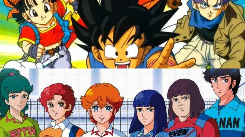 Dragon Ball GT/ Mila e Shiro