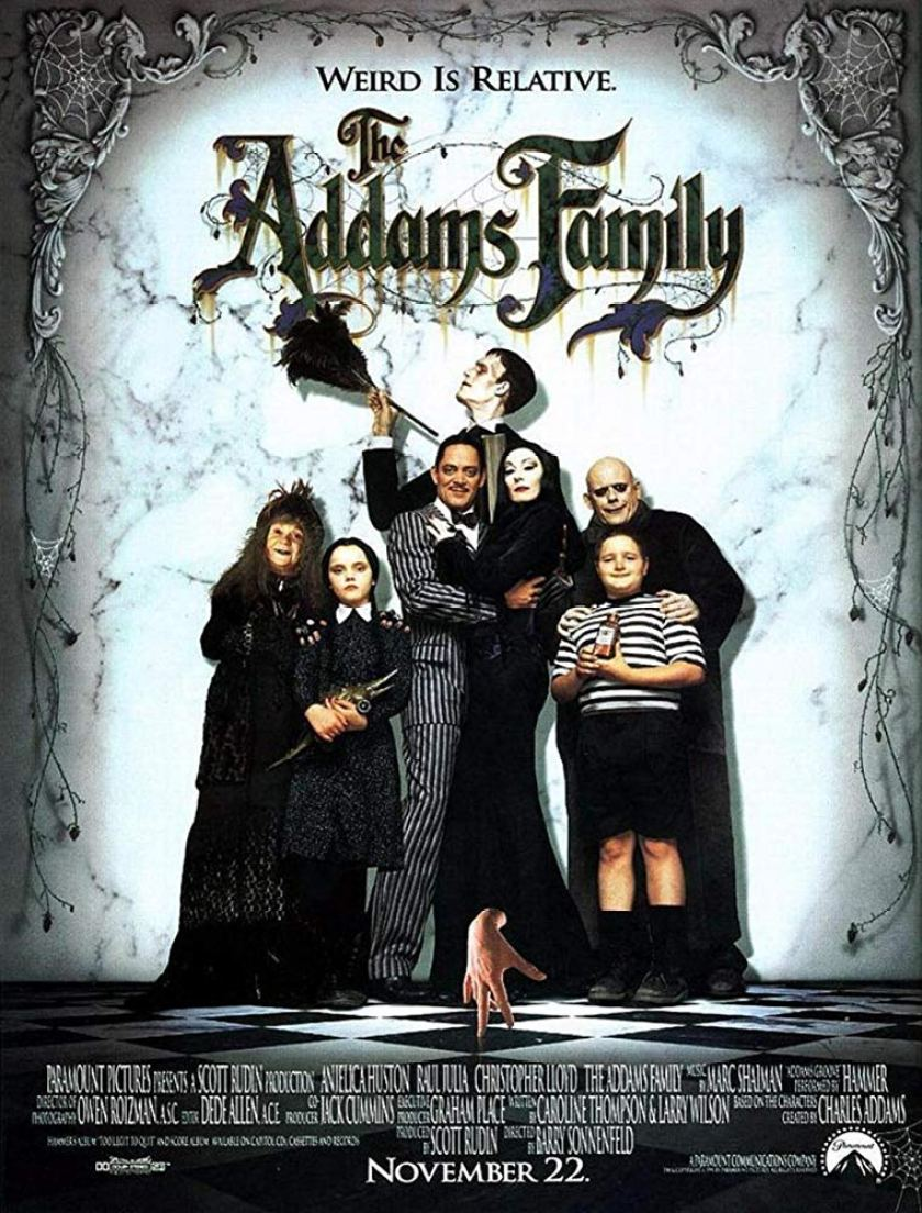 Famiglia Addams Prime Video