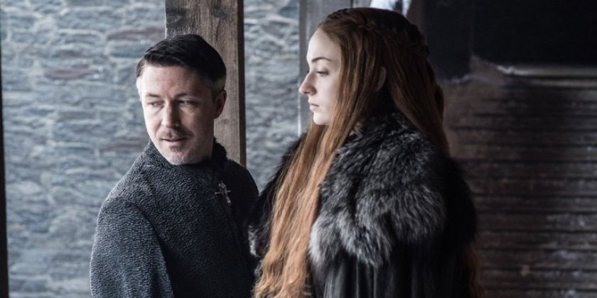 Game of Thrones - Sansa e Ditocorto