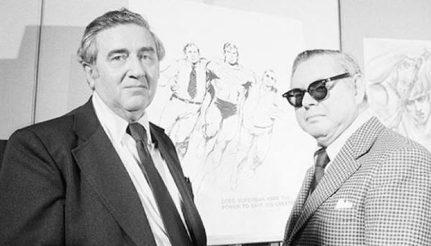 Siegel e Shuster Comics la storia segreta