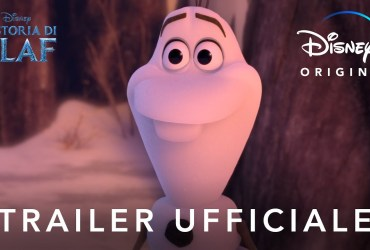 la storia di olaf trailer ufficiale