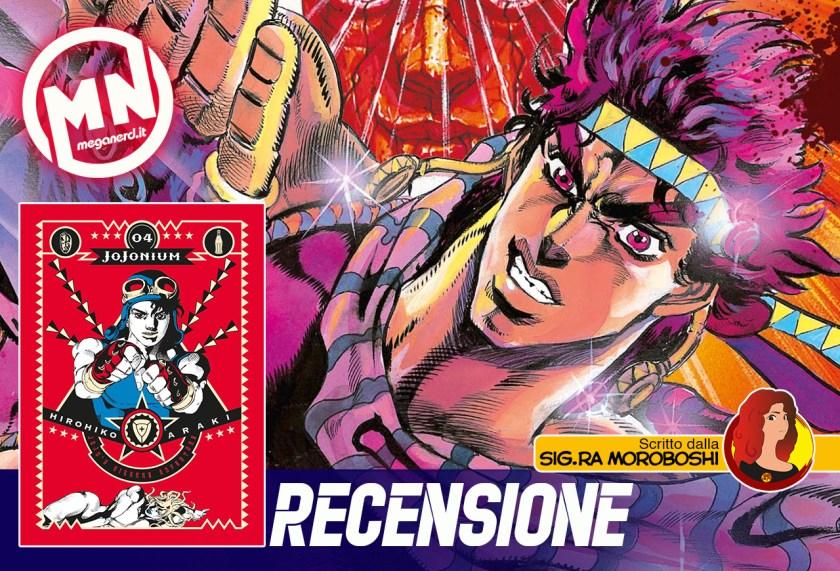 recensione jojonium 4
