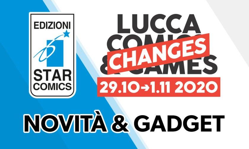 Star Comics Lucca Changes