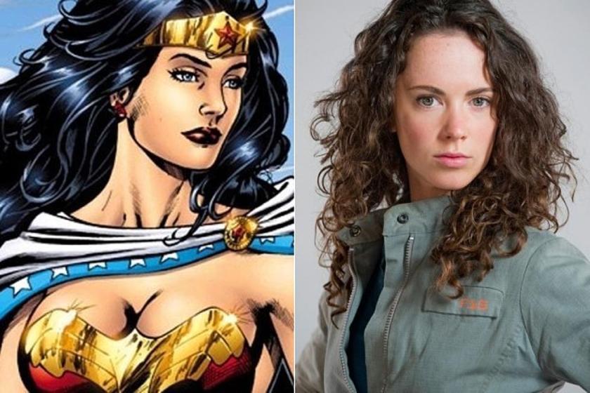 Amy Manson Wonder Woman
