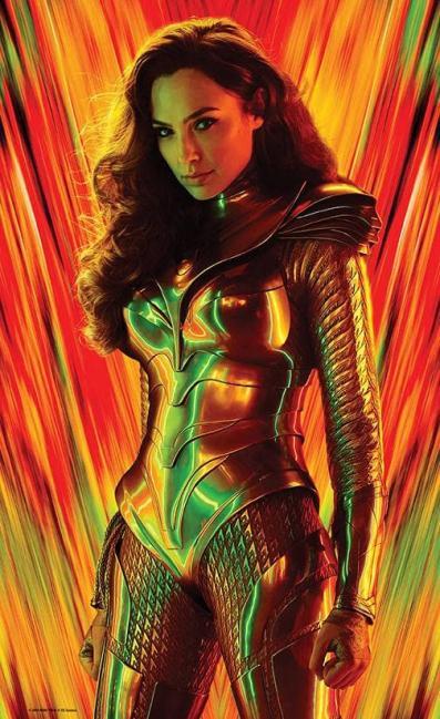Wonder Woman #786, variant cover