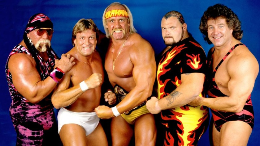 survivor series 87 hulk hogan team
