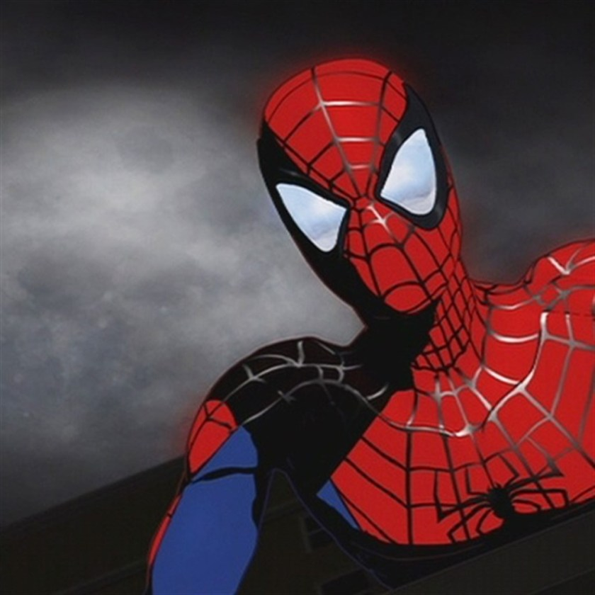SPIDER-MAN THE NEW ANIMATED ADVENTURES
