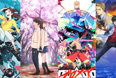 Netflix Anime Dicembre