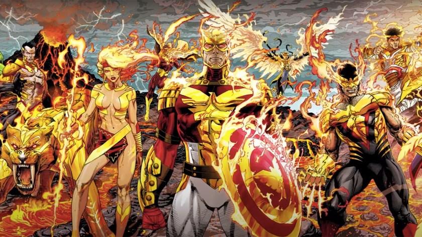 avengers enter the phoenix 1