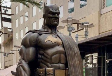 Batman statua Burbank
