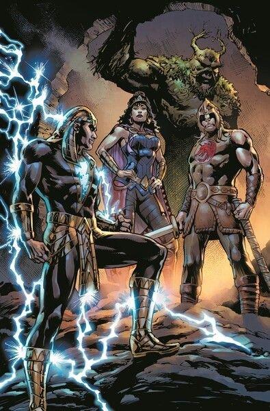 Justice League Vichinga