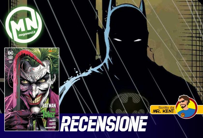 recensione batman tre joker 1