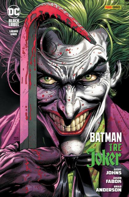 Batman: Tre Joker n. 1