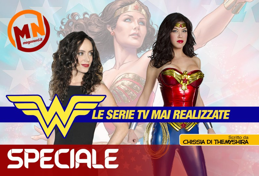 speciale wonder woman serie tv