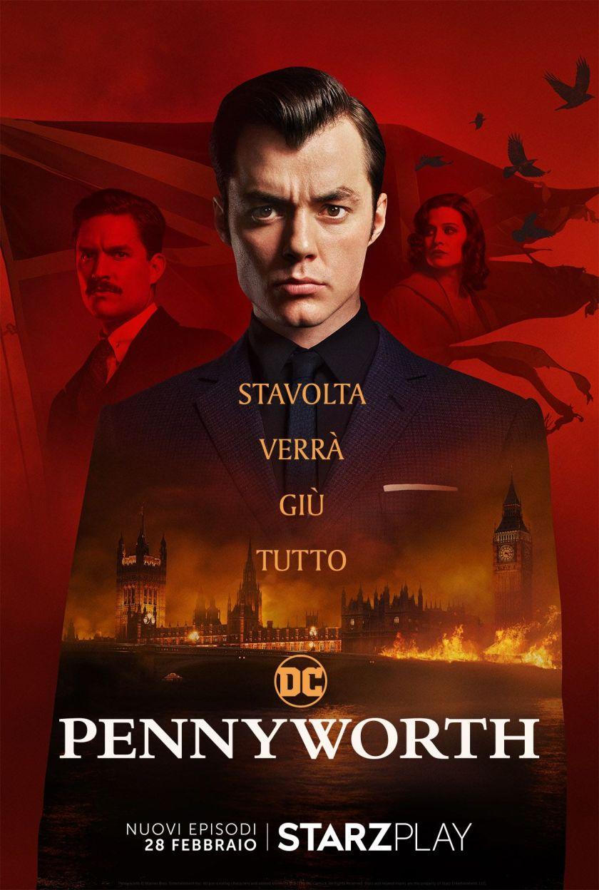 Pennyworth - Il trailer della seconda stagione
