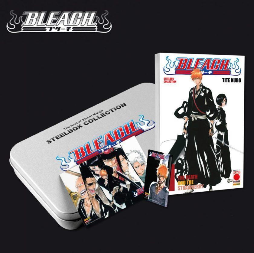 Steelbox Bleach Planet Manga