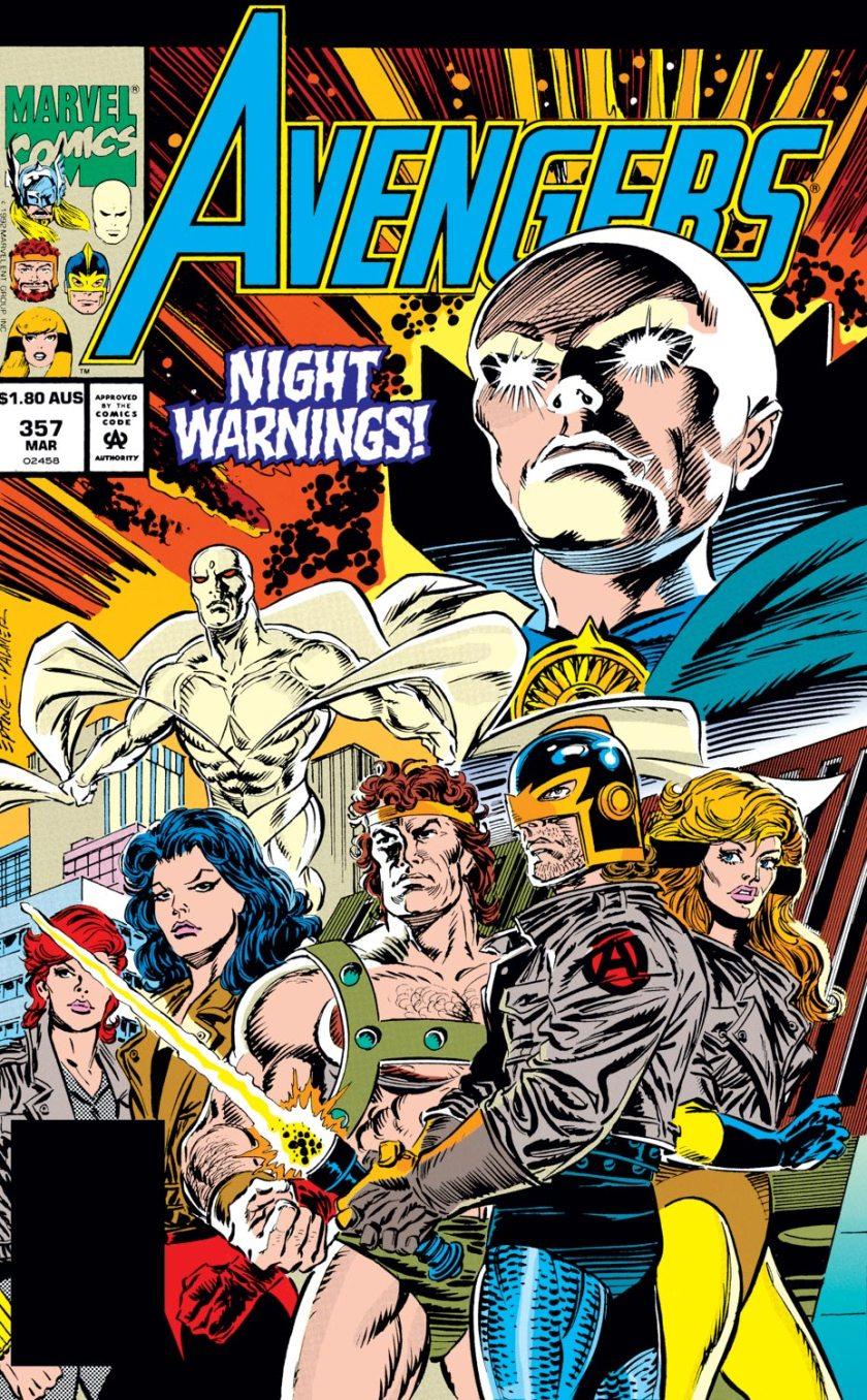 Avengers 357