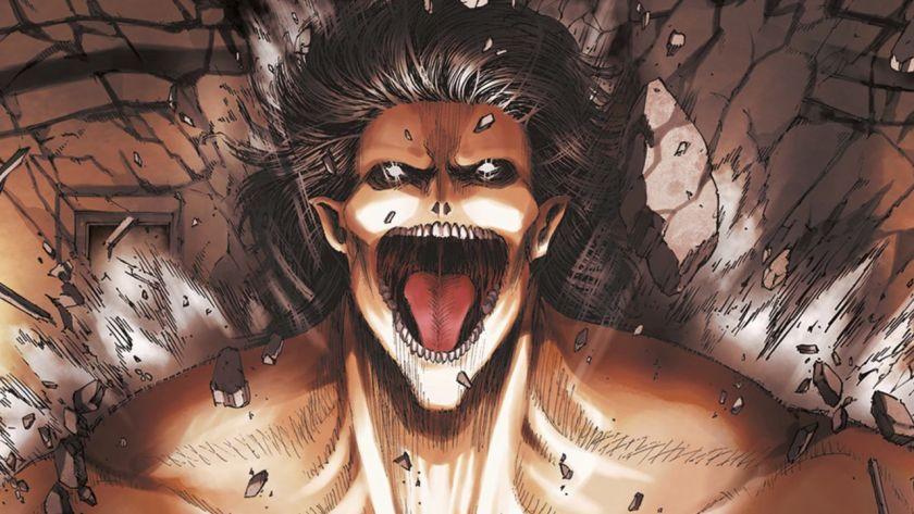 L'Attacco dei Giganti - confermata la fine del manga