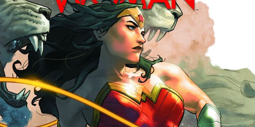 sensastional wonder woman cover