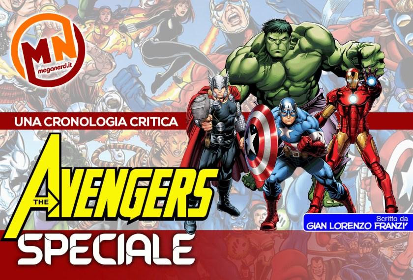 speciale avengers cronologia critica