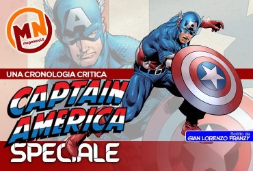 speciale capitan america