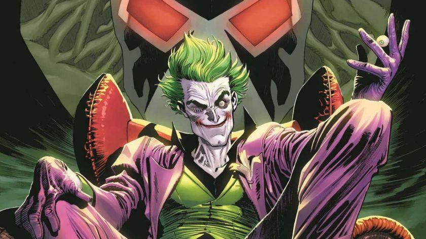 Joker James Tynion IV