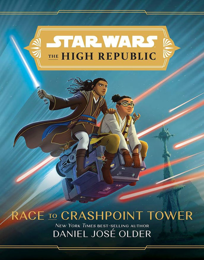 Race to Crashpoint Tower