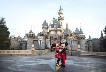 Disneyland in Orange County è il primo super POD contro il Covid-19
