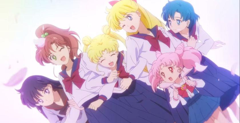 Sailor Moon Eternal - Il trailer della seconda parte