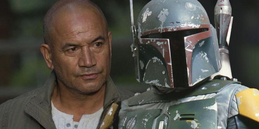 Star Wars Temuera Morrison Boba Fett