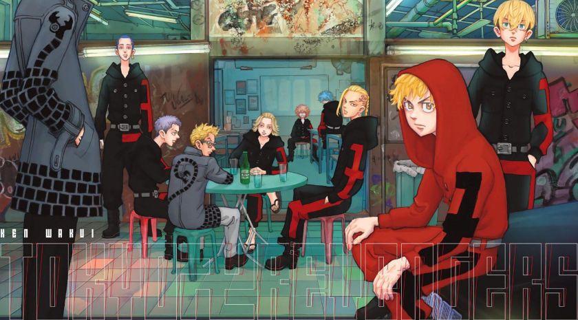 Tokyo Revengers - Il teaser e i poster del live action