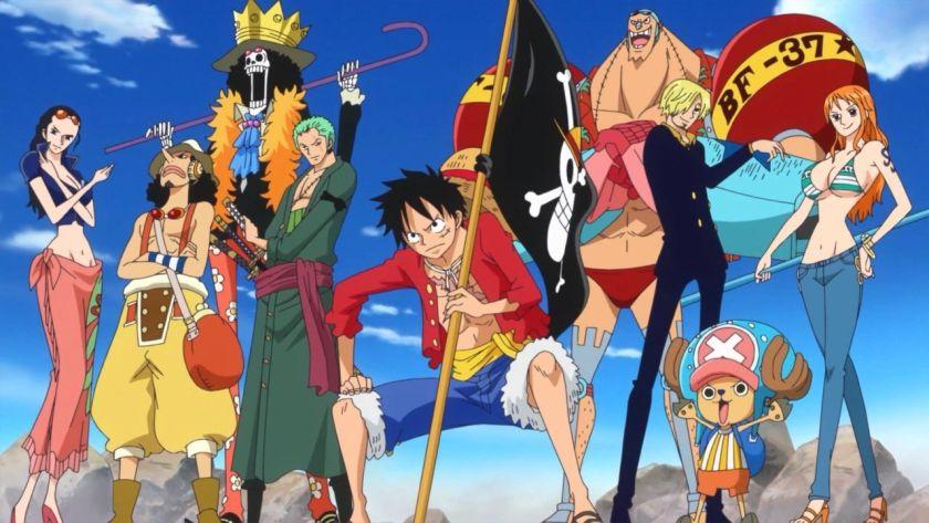 One Piece - Lo spot per celebrare i 1000 capitoli