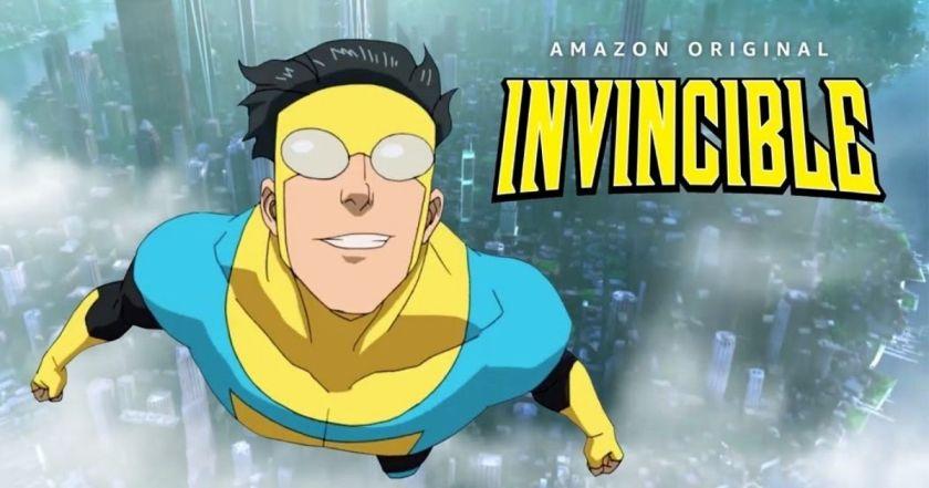 Invincible - Il trailer della serie in arrivo su Amazon Prime Video
