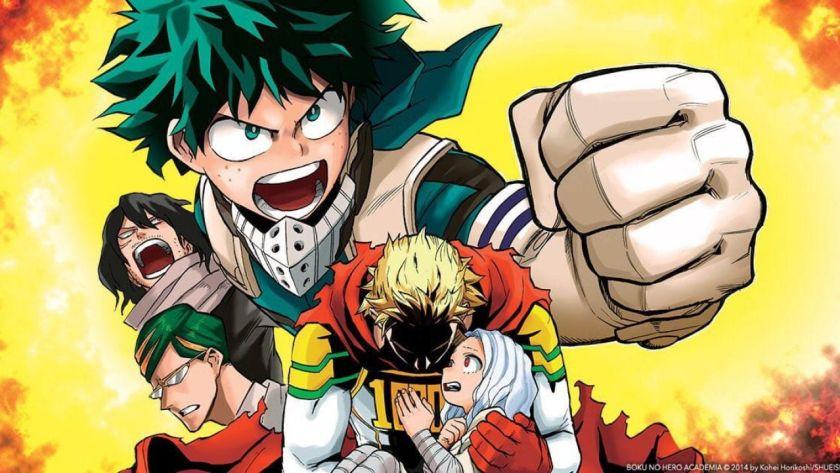 My Hero Academia - I nuovi episo