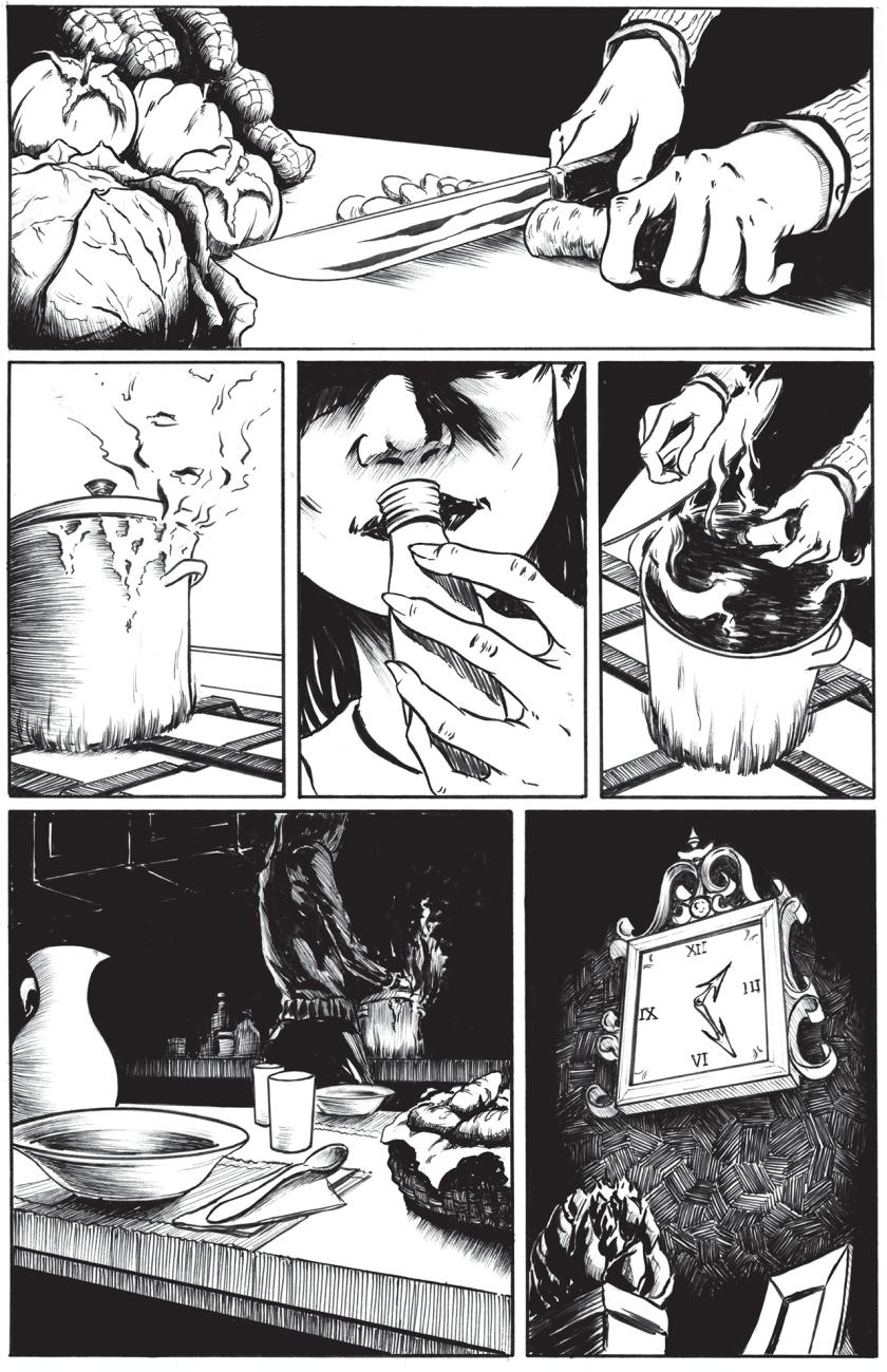 QB Le origini della pentola pagina 38